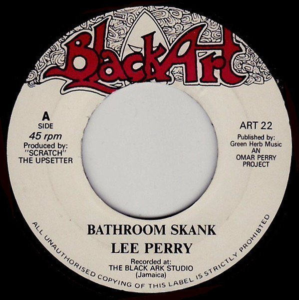 Lee Scratch Perry - Bathroom Skank