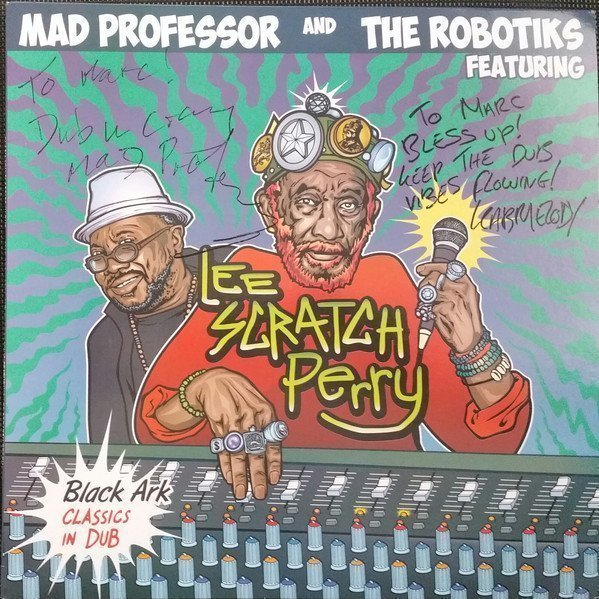 Lee Scratch Perry - Black Ark Classics in Dub