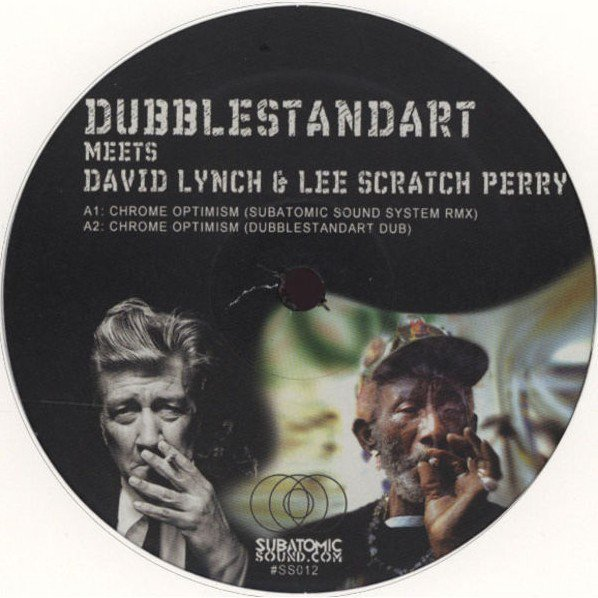 Lee Scratch Perry - Chrome Optimism