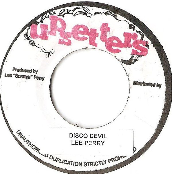Lee Scratch Perry - Disco Devil / Finger Mash