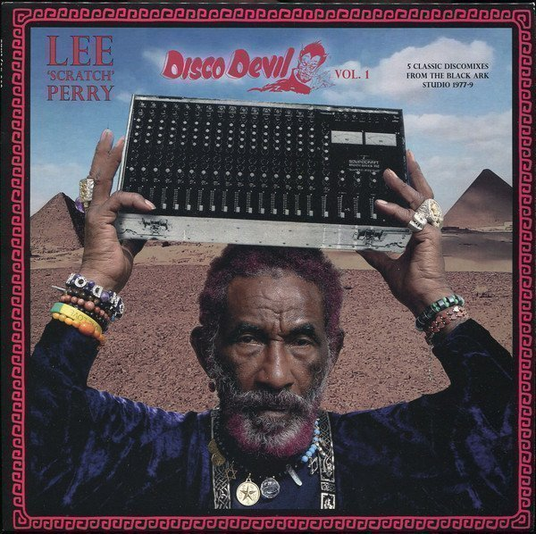 Lee Scratch Perry - Disco Devil Vol. 1 (5 Classic Discomixes From The Black Ark Studio 1977-9)