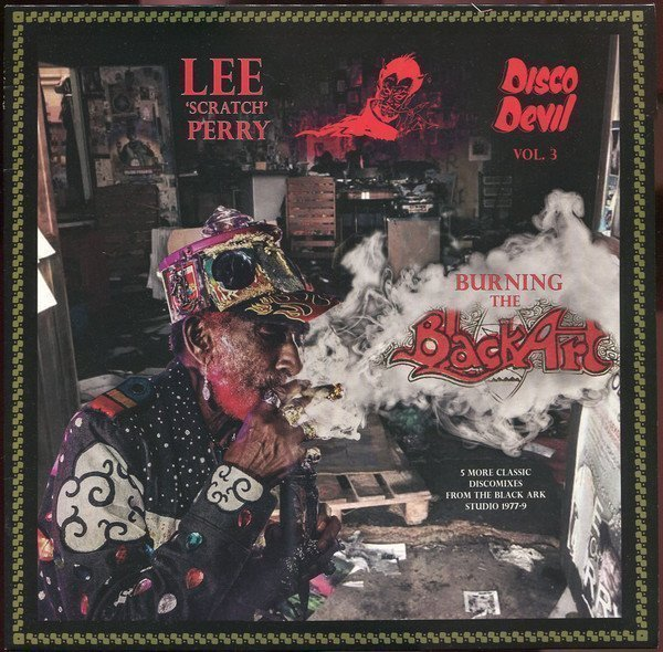 Lee Scratch Perry - Disco Devil Vol. 3 (5 More Classic Discomixes From The Black Ark Studio 1977-9)