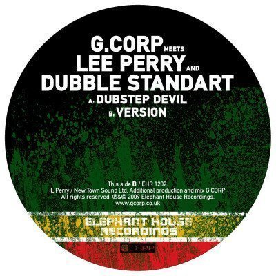 Lee Scratch Perry - Dubstep Devil