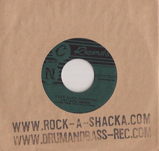 Lee Scratch Perry - Feel Like Jumping / Perhaps