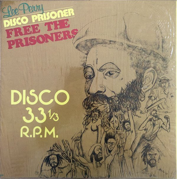 Lee Scratch Perry - Free Up The Prisoners / Chase Them