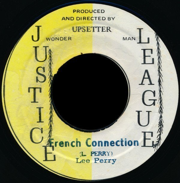 Lee Scratch Perry - French Connection