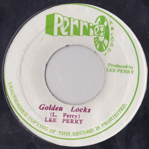 Lee Scratch Perry - Golden Locks / Silver Locks