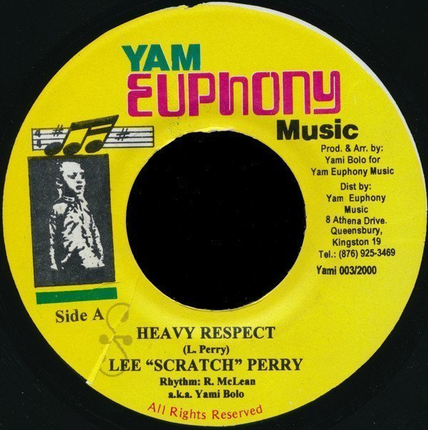 Lee Scratch Perry - Heavy Respect / Rastaman