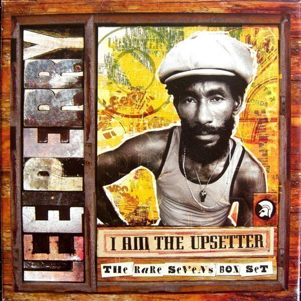 Lee Scratch Perry - I Am The Upsetter - The Rare Sevens Box Set