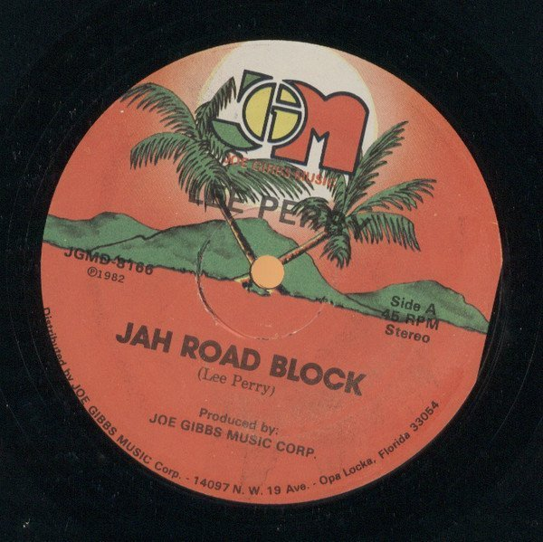 Lee Scratch Perry - Jah Road Block