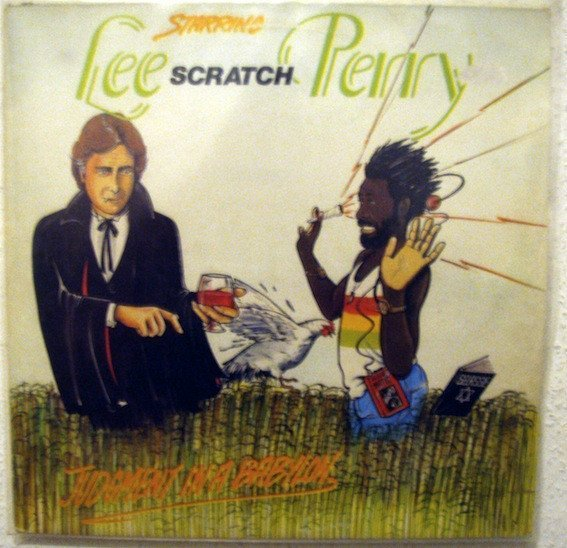 Lee Scratch Perry - Judgement In A Babylon / One Drop