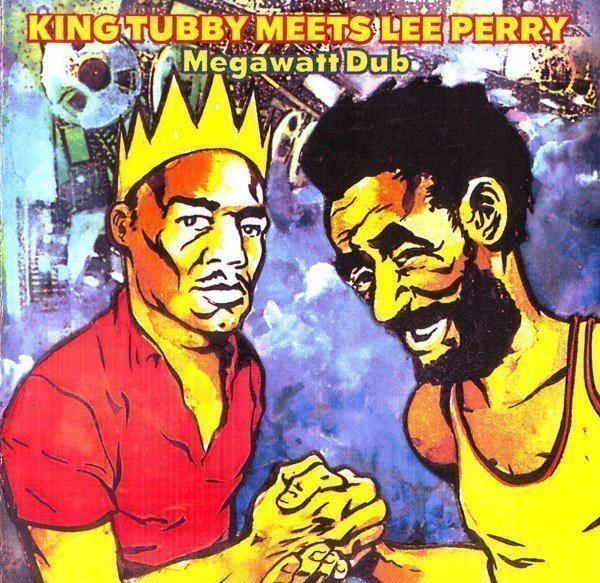 Lee Scratch Perry - Megawatt Dub