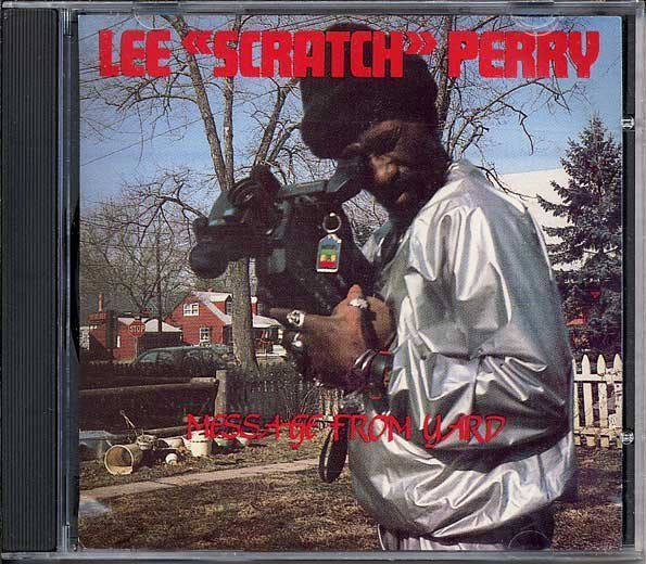 Lee Scratch Perry - Message From Yard