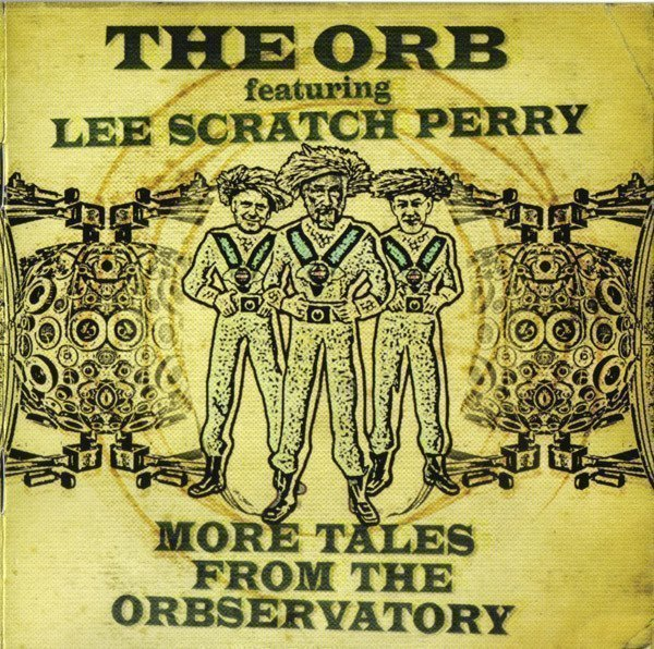 Lee Scratch Perry - More Tales From The Orbservatory