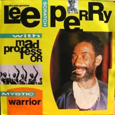 Lee Scratch Perry - Mystic Warrior