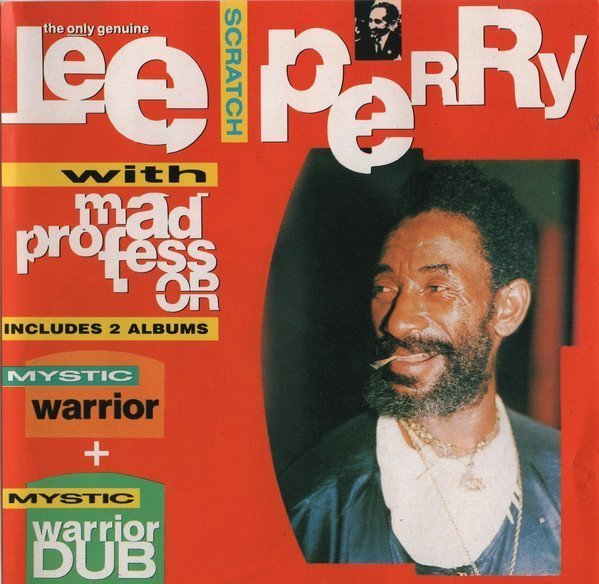 Lee Scratch Perry - Mystic Warrior + Mystic Warrior Dub