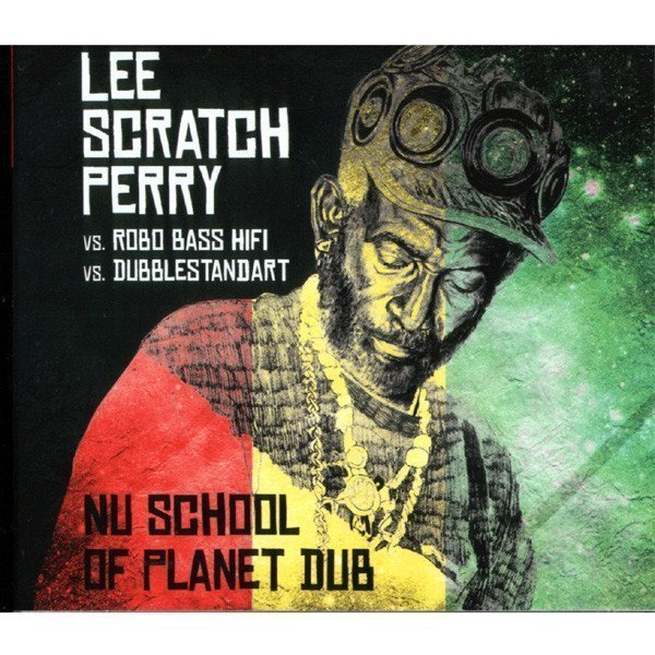 Lee Scratch Perry - Nu School Of Planet Dub