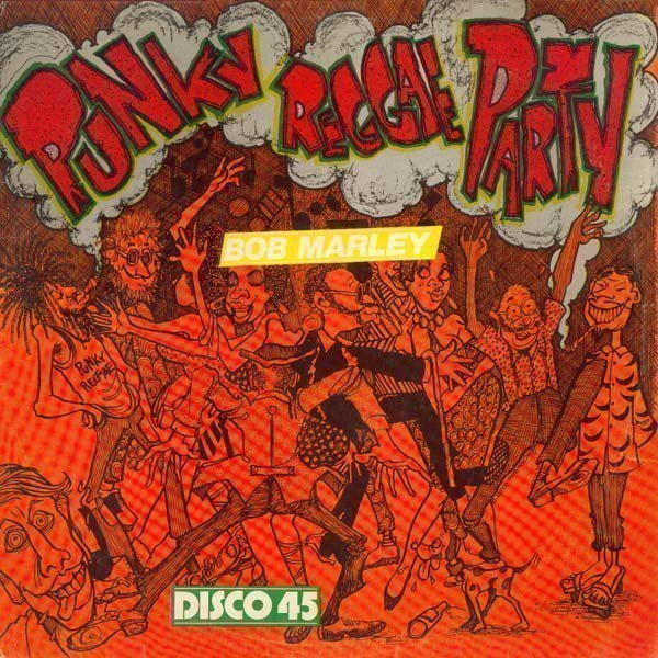 Lee Scratch Perry - Punky Reggae Party