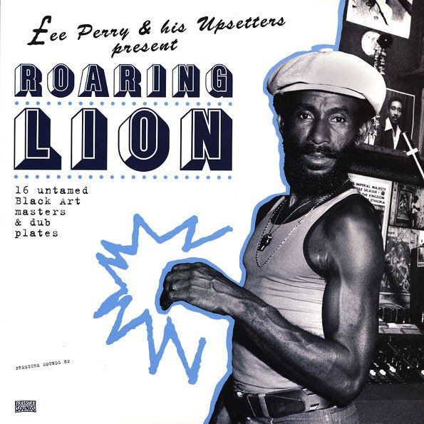 Lee Scratch Perry - Roaring Lion