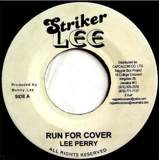 Lee Scratch Perry - Run For Cover / Labrish