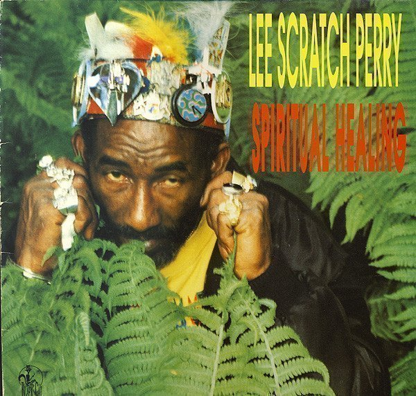 Lee Scratch Perry - Spiritual Healing