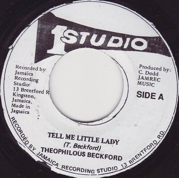 Lee Scratch Perry - Tell Me Little Lady / Mad Head
