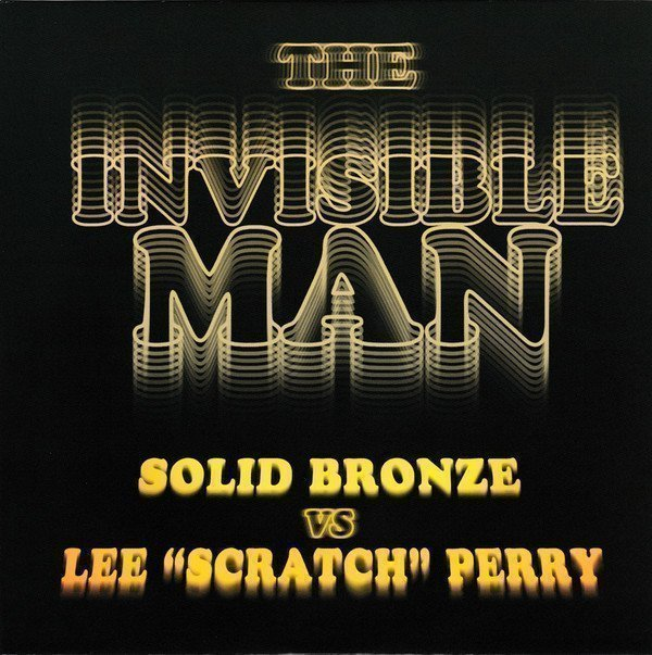 Lee Scratch Perry - The Invisible Man