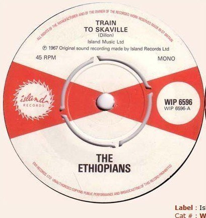 Lee Scratch Perry - Train To Skaville / Hold Them; Doctor Dick