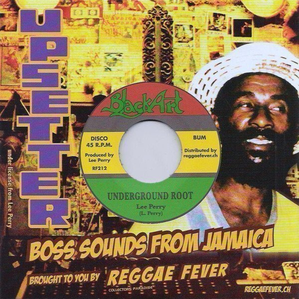 Lee Scratch Perry - Underground Root