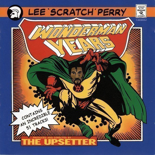 Lee Scratch Perry - Wonderman Years