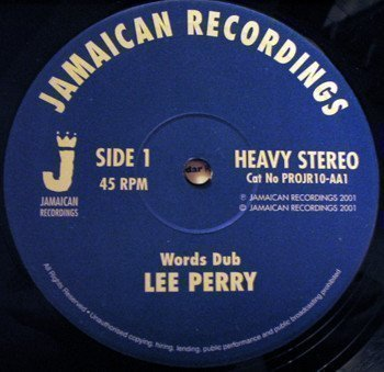 Lee Scratch Perry - Words Dub