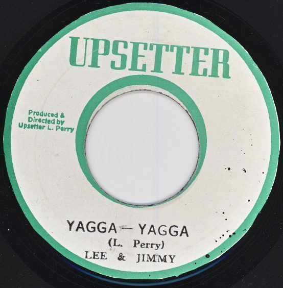Lee Scratch Perry - Yagga - Yagga / Rasta Train