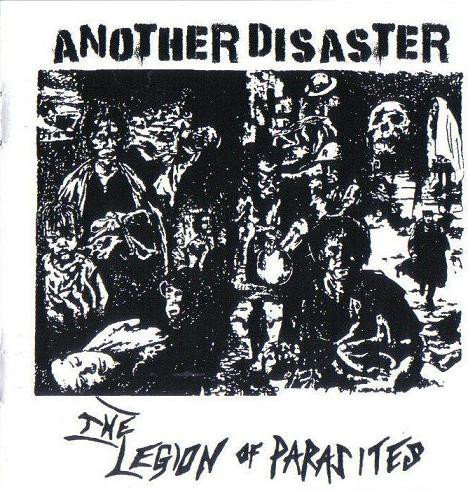 Legion Of Parasites - Another Disaster