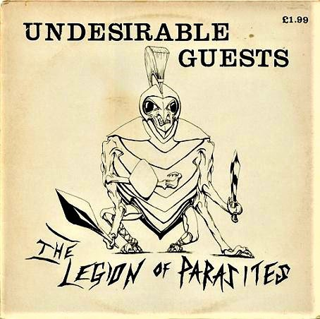 Legion Of Parasites - Undesirable Guests
