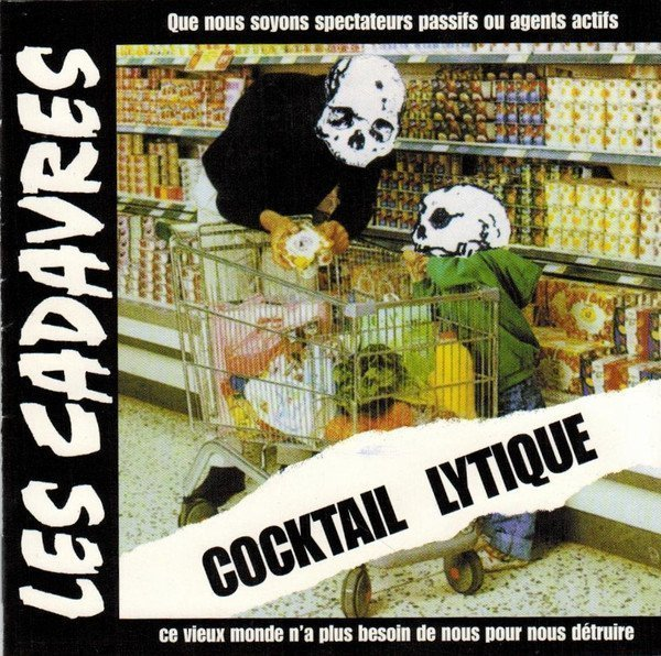 Les Cadavres - Cocktail Lytique