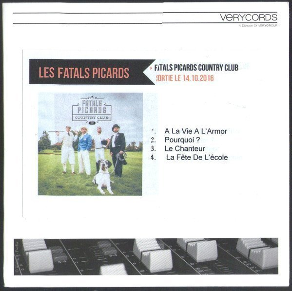 Les Fatals Picards - Fatals Picards Country Club