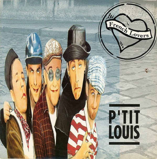 Les French Lovers - P