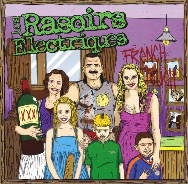 Les Rasoirs Electriques - French Touch
