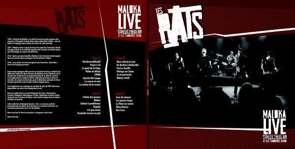 Les Rats - Maloka Live Recordings Series at Les Tanneries