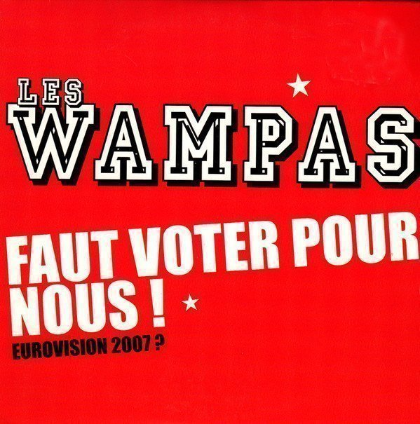 Les Wampas - For The Rock 2 : Les Portes Du Futur