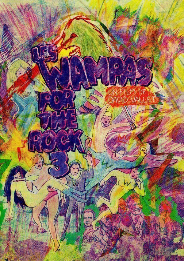 Les Wampas - For The Rock 3