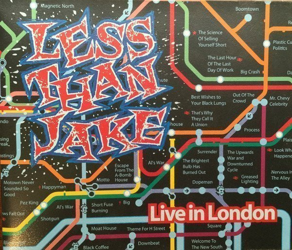 Less Than Jake - Live In London