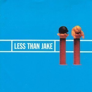Less Than Jake - The Pez Collection