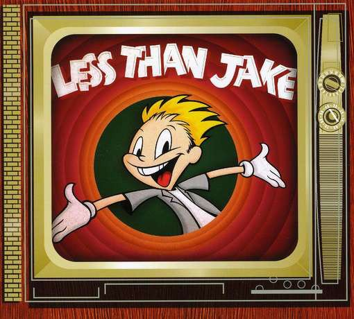 Less Than Jake - The TV / EP