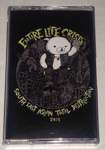 Life - Entire Life Crisis,  South East Asian Tour Destruction 2015
