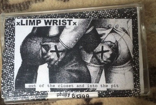 Limpwrist - Out Of The Closet And Into The Pit - Philly 6/13/99