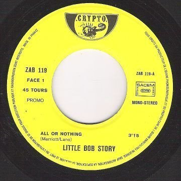 Little Bob Story - All Or Nothing