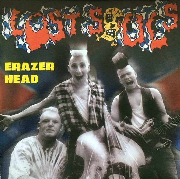 Lost Souls - Erazer Head