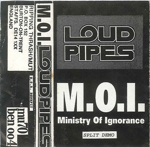 Loud Pipes - Split Demo