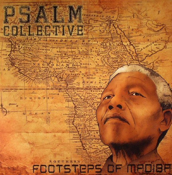 Macka B - Footsteps Of Madiba /  The Pistol Of His Majesty / People